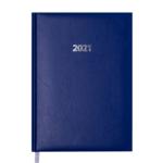Ежедневник датированный 2021 Buromax Expert А5 336 с. L2U Синий (BM.2197-02)