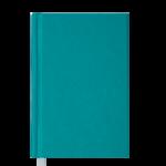 Ежедневник недатированный Buromax Strong A6 288 с. L2U Бирюзовый (BM.2605-06)