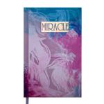 Ежедневник недатированный Buromax Miracle А6 288 с. Фиолетовый (BM.2623-07)