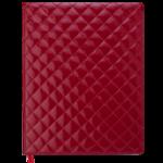 Еженедельник датированный 2021 Buromax Donna A4 из искусственной кожи 136 с. Красный (BM.2782-05)
