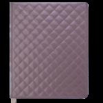 Еженедельник датированный 2021 Buromax Donna A4 из искусственной кожи 136 с. Капучино (BM.2782-32)