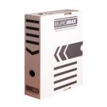 Бокс для архивации документов Buromax 80 мм Белый (BM.3260-12)