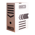 Бокс для архивации документов Buromax 150 мм Белый (BM.3262-12)