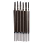Стержень для ручки шариковой Пиши-Стирай Buromax Stealth 0,7 мм Синий (BM.8078-01)