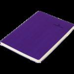 Блокнот деловой Buromax Color Tunes, А5, 96 стр., фиолетовый, линия (BM.295200-07)