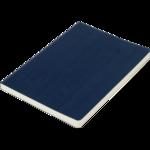 Блокнот деловой Buromax Color Tunes, А5, 96 стр., темно-синий, линия (BM.295200-03)