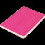 Блокнот деловой Buromax Color Tunes, А5, 96 стр., розовый, линия (BM.295200-10)