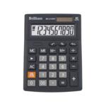 Калькулятор настольный Brilliant BS-210NR 10-разрядный 103х137х31 мм (BS-210NR)