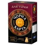 Кофе молотый Черная Карта Для турки, вак.уп. 230г+20г*12 (PL) (ck.52712)