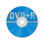 Диск DVD+R MIX, 4.7 Gb, 8 -16 х, Вulk (50)