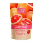 Крем-мыло Fresh Juice Grapefruit, 460 мл, дой-пак (e.13242)
