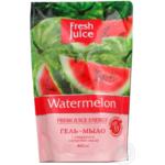 Крем-мыло Fresh Juice Watermelon, 460 мл, дой-пак (e.13273)