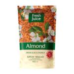 Крем-мыло Fresh Juice Almond, 460 мл, дой-пак (e.13280)