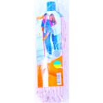 Насадка для швабры Вироблено в Україні веревочный моп 220 г (EF220)