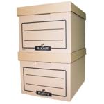 Короб для архивных боксов Fellowes R-Kive Basics, коричневый (f.20303)