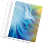Обложка для термопереплета Fellowes Standing 1,5 мм, пластик, белые, А4, 1 шт (f.53151)