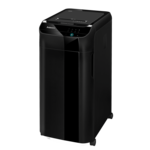 Шредер Fellowes AutoMax 350С 350 листов 4х38 мм 68 л (f.U4964101)