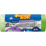 Пакеты для мусора Фрекен Бок 35 л/30 шт зелёные (fb.18785)