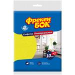 Салфетка Фрекен Бок для уборки универсальная 10+2 шт (fb.34013)