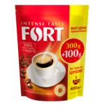 Кофе растворимый Fort в гранулах, пакет 400г*10 (ft.52632)