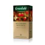 Чай травяной ройбош 1.5г*25*10, пакет,