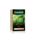 Чай Greenfield Green Melissa зеленый листовой 85 г (gf.106162)