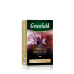 Чай Greenfield Spring Melody чёрный листовой 100 г (gf.106296)