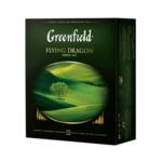 Чай зелёный 2г*100, пакет,