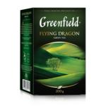Чай Greenfield Flying Dragon зелёный листовой 200 г (gf.106464)
