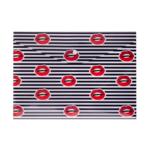 Папка-конверт на кнопке Buromax пластиковая Lips А4 Красный (BM.3955-05)