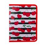 Папка на молнии Buromax пластиковая Cherry B5 Красный (BM.3961-05)