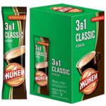Кофе Жокей Classic 3 в 1 растворимый 12 г х 10 стик (jk.108274)