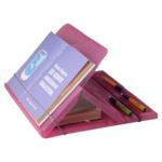 Подставка-кейс Leggicomodo PORTA BOOK STANDART, розовый (lg.10012-10)
