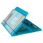 Подставка-кейс Leggicomodo PORTA BOOK STANDART, голубой (lg.10012-14)