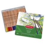 Набор акварельных карандашей Derwent Academy™ Watercolour Tin 24 шт (2301942)