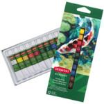 Набор акриловых красок Derwent Academy™ Acrylic Paints 12ml 12 Pack (2302401)