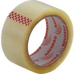 Скотч упаковочный Navarro, 48 мм, 100 ярдов, 40 мкм, прозрачный