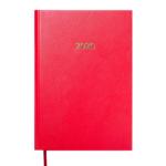 Ежедневник датированный Buromax Strong, А5, красный (BM.2129-05)