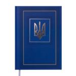 Ежедневник недататированный Buromax NATION, A5, 288 стр., синий (BM.2006-02)