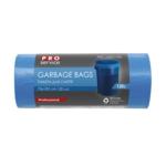 Пакеты для мусора PRO Service 120л/20шт синие (pr.16201530)