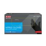 Перчатки Pro Service Professional нитриловые черные 100 шт М (pr.17403700)