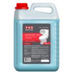 Средство для мытья и дезинфекции сантехники PRO Service 5 л Морозная свежесть (pr.25474400)