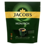 Кофе растворимый 30 г, пакет, JACOBS MONARCH (prpj.01667)