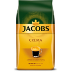 Кофе в зернах Jacobs Crema, 1000г , пакет (prpj.39217)