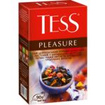 Чай Tess Pleasure черный листовой 90 г (prpt.105162)