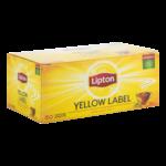 Чай черный Lipton SUNSHINE YL, 2г х 50шт, пакет (prpt.200021)