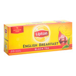 Чай черный Lipton ENGLISH BREAKFAST, 2г х 25шт, пакет (prpt.200052)