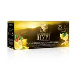 Чай Принцеса Нурі Лимонно-Имбирный микс чёрный 1.5г*25 пакет (prtr.103015)