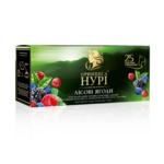Чай Принцеса Нурі Лесные ягоды чёрный 1.5г*25 пакет (prtr.103017)