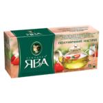 Чай Принцеса Ява Клубничное настроение зелёный 1.5г*25 пакет (py.104027)